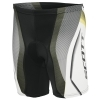 SHORTS JR SCOTT RC black/rc yellow