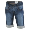 SHORT WS TAPARED denim light blue