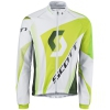JACKET AS RC PRO PLUS white/lime green
