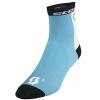 SCOTT RC PRO SOCK diva blue/black