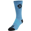 SCOTT ENDURANCE LONG SOCK diva blue/black