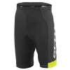 SCOTT RC PRO JUNIOR SHORTS black/sulphur yellow