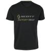 T-SHIRT CO FACTORY TEAM S/SL SCOTT black