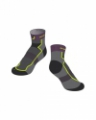 SCOTT WŚ SOCKS RC LIGHT black/dark violet