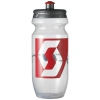 WATER BOTTLE Corporate G3 clear/neon red 0,5l