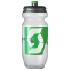 WATER BOTTLE Corporate G3 clear/neon green 0,5l