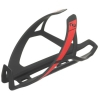 SY BOTTLE CAGE COMPOSITE 1,5 black/neon red
