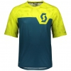 TRAIL 20 S/SL SHIRT sulphur yellow