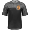TRAIL 20 S/SL SHIRT black/dark grey