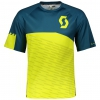 TRAIL 30 S/SL SHIRT sulphur yellow