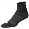 ROAD SOCKS black/white