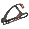 SY TAILOR CAGE 1.0 Bottle Cage black/rally red