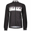 JACKET JR RC WB black/white