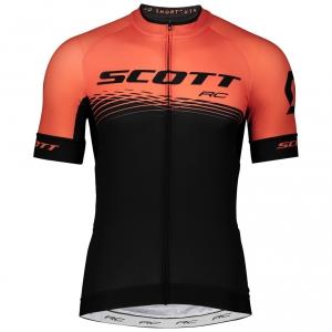SHIRT RC PRO S/SL SCOTT exotic orange/black