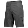 SHORTS TRAIL FLOW + dark grey