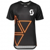 SHIRT TRAIL VERTIC S/SL black