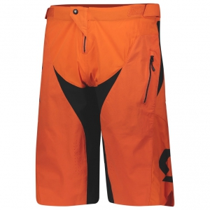 SHORTS TRAIL VERTIC PRO +++ exotic orange/black