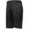 SHORTS TRAIL VERTIC + black