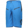 SHORTS TRAIL VERTIC + aster blue/dark grey