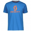 TEE ICON 10 S/SL aster blue