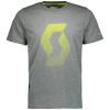 T-SHIRT FACTORY TEAM CO ICON S/SL  dark grey