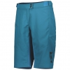 SHORTS TRAIL VERTIC WOMENŚ + celestial blue