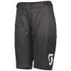 SHORTS TRAIL VERTIC WOMENŚ + black