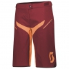 SHORTS TRAIL VERTIC PRO WOMENŚ +++ merlot red
