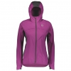 JACKET TRAIL MTN WB 40 WOMENŚ ultra violet/dark gr