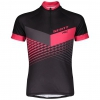 SHIRT RC PRO S/SL JUNIOR black/azalea pink