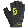 GLOVE ASPECT SPORT GEL SF dark grey/sulp.yell