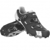 SHOE MTB PRO matt black/gloss white