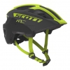 HELMET SPUNTO JUNIOR black/yellow RC