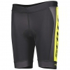 SHORTS RC PRO JUNIOR black/sulphur yellow