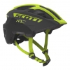 HELMET SPUNTO JUNIOR PLUS black/yellow RC