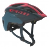 HELMET SPUNTO JUNIOR PLUS dark blue/pink RC