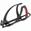 SYN BOTTLE CAGE COUPE CAGE 2.0 black/rally red