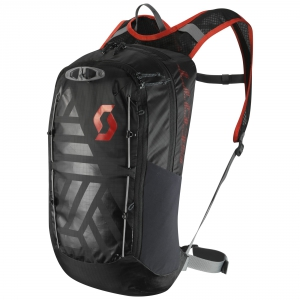 TRAIL LITE FR´14 PACK caviar black/fiery red