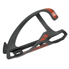 SYN BOTTLE CAGE TAILOR CAGE 1.0 black/rally red