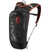 TRAIL LITE FR´8 PACK caviar black/fiery red