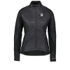 JACKET WS TRAIL AS black