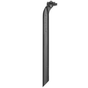 SY  SEATPOST FL1.0 CARB SL 25mm Offset, black 31,6