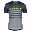 SHIRT RC TEAM 20 S/SL MENŚ nightfall blue/lemon.ye