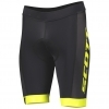SHORTS RC TEAM ++ MENŚ black/sulphur yellow