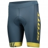 SHORTS RC TEAM ++ MENŚ nightfall blue/lem.yellow