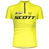 SHIRT JUNIOR RC PRO S/SL black/sulphur yellow
