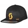 CAP CAMO black/black