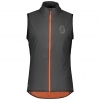 VEST MŚ TRAIL STROM ALPHA dark grey/black