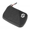 Bag Wallet Small dark grey/red