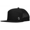 CAP TUNED black